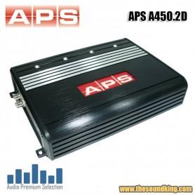 Amplificador APS A450.2D