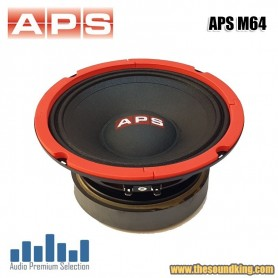 Altavoz Medio APS M64 - RED EDITION