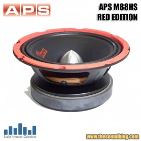 "Altavoz Medio 8"" APS M88HS RED EDITION"