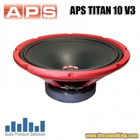 "Altavoz Medio 10"" APS TITAN 10 V3"