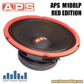 "Altavoz Medio 10"" M108LP RED EDITION"
