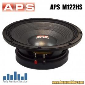 """Altavoz Medio-Grave 12"""" APS M122HS"""