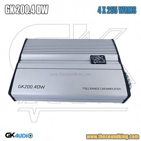 Amplificador GK Audio GK 200.4 DW