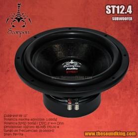 Subwoofer Scorpion Audio ST12.4