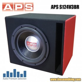 Subgrave APS S124V3BR en Recinto Reflex. V2.0