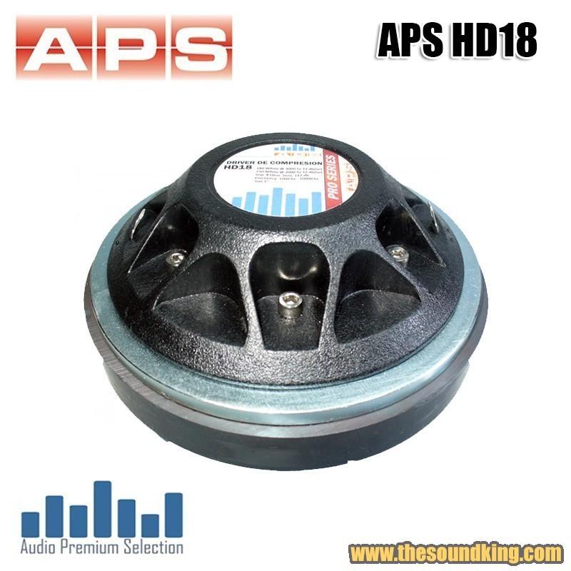 Motor de Compresion APS HD18