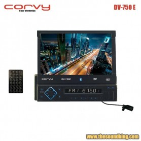 Radio DVD Doble Dim Corvy DV-750 E