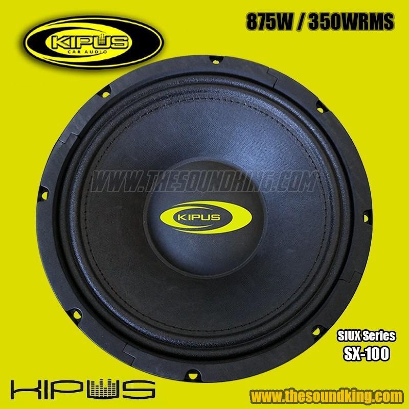 Altavoz Medio KIPUS SX-100 - Siux Series