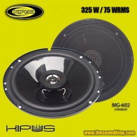 """Coaxial de 6,5"""" Kipus MG-602"""