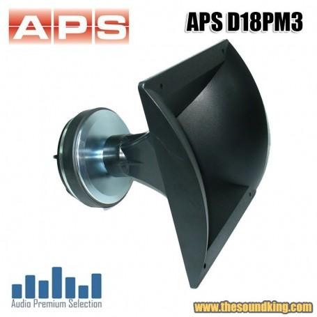 Motor de Compresion + Pabellon APS D18PM3