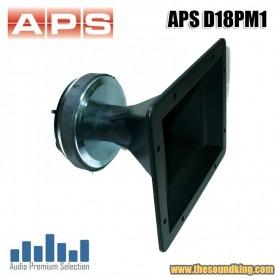 Motor de Compresion + Pabellon APS D18PM1