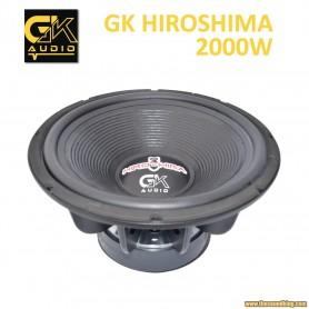 Woofer GK Hiroshima 15 v2