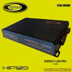Amplificador / Etapa Kipus ENERGY-1200 PRO