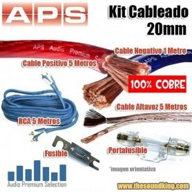 Kit de Cableado APS 25 mm - 100% Cobre