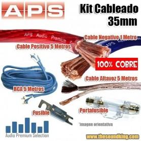 Kit de Cableado APS 35 mm - 100% Cobre