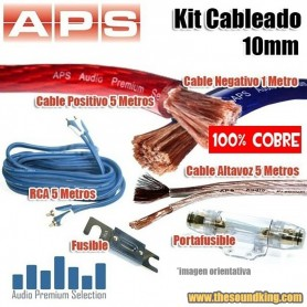 Kit de Cableado APS 10 mm - 100% Cobre