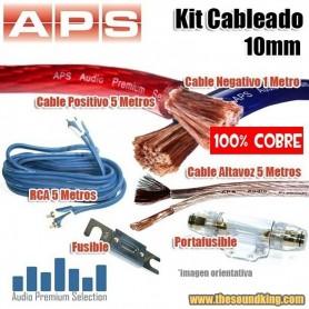 Kit de Cableado APS 10 mm - 100% Cobre