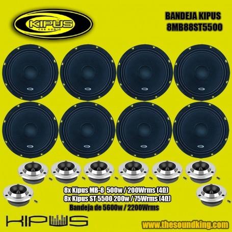Pack Bandeja Kipus 8MB88ST5500
