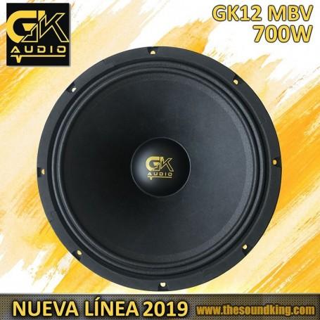"Altavoz de 12"" GK Audio GK12MBV"