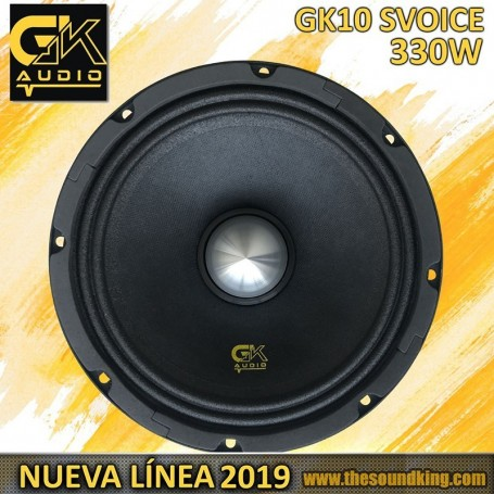 "Altavoz de 10"" GK Audio GK10SVOICE"