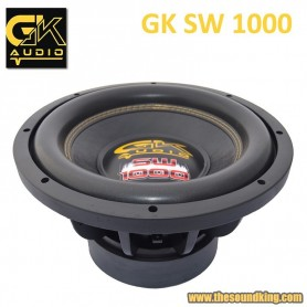 "Subwoofer 15"" GK Audio GK SW 1000"