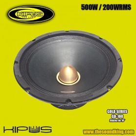 Altavoz Medio KIPUS GD-108 (Gold Series)