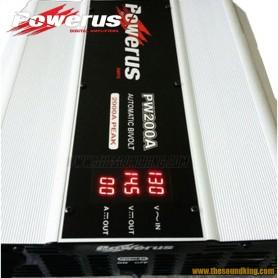 Fuente Powerus PW200