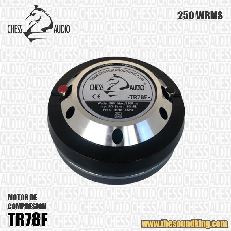 Chess Audio TR78F