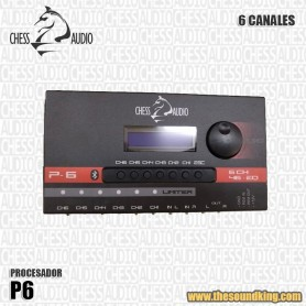 Procesador Chess Audio P6
