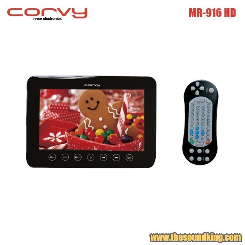 Monitor de reposacabezas Corvy MR-916 HD