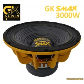 Woofer GK Audio GK S-MAX18""