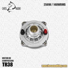 Motor de compresion Chess Audio TR38