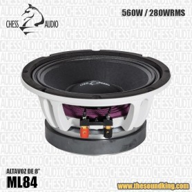 "Altavoz 8"" Chess Audio ML84"