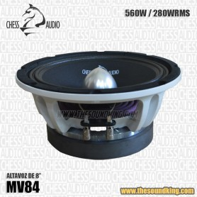 "Altavoz de 8"" Chess Audio MV84"
