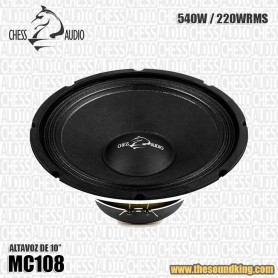 "Altavoz 10"" Chess Audio MC108"