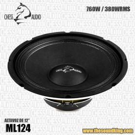 "Altavoz 12"" Chess Audio ML124"
