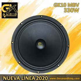 "Altavoz Medio de 10"" GK Audio GK10MBV"