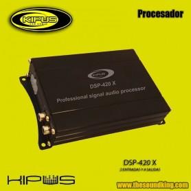 Procesador Digital Kipus DSP-420 X