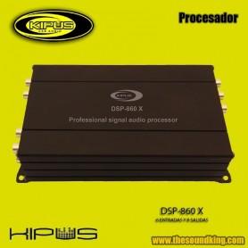 Procesador Digital Kipus DSP-860 X