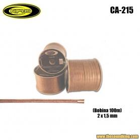 Cable de Altavoz Kipus CA-215