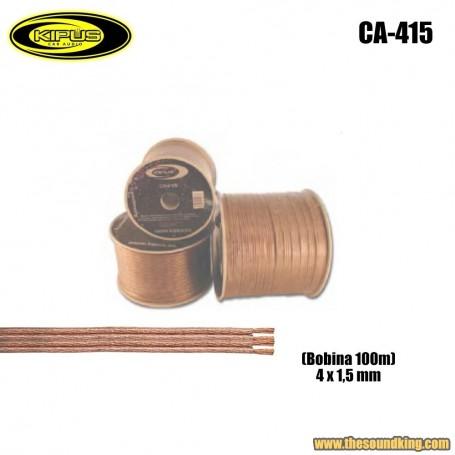 Cable de Altavoz Kipus CA-415