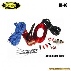 Kit de instalacion Kipus KI-16