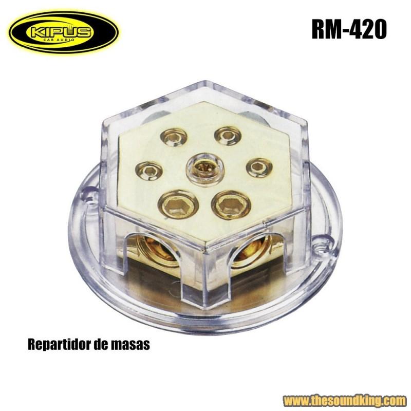 Repartidor de masas Kipus RM-420