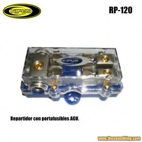 Repartidor de corriente AGU Kipus RP-120