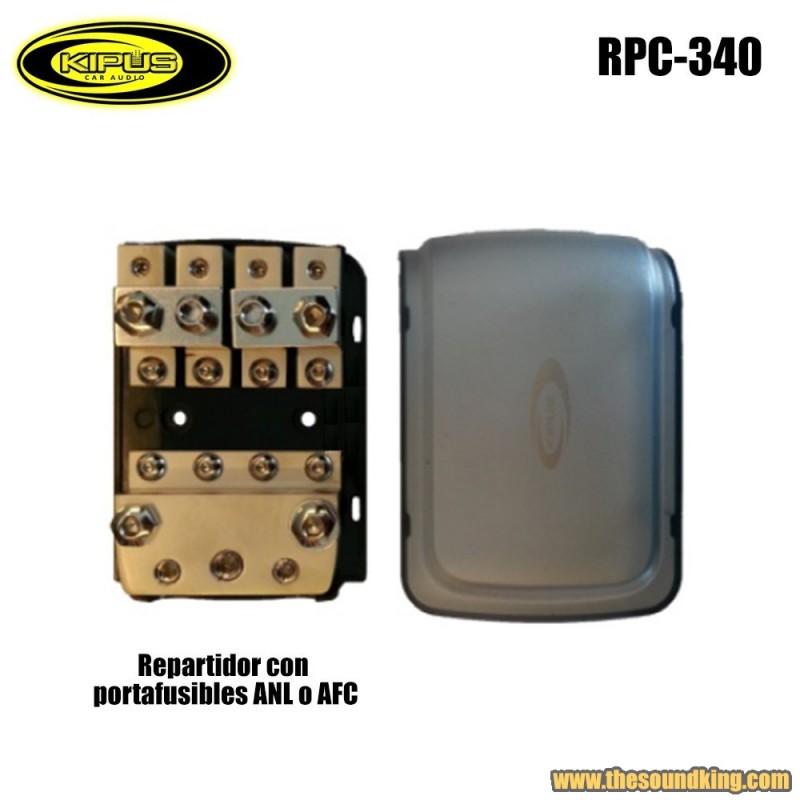 Repartidor de corriente ANL Kipus RPC-340