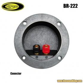 Conector redondo Kipus BR-222
