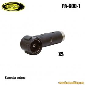 Conector antena Kipus PA-600-1