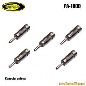 Conectores antena Kipus PA-1000