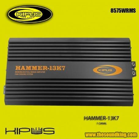 Amplificador / Etapa Kipus Hammer 13K7