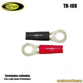 Terminal redondo Kipus TR-108